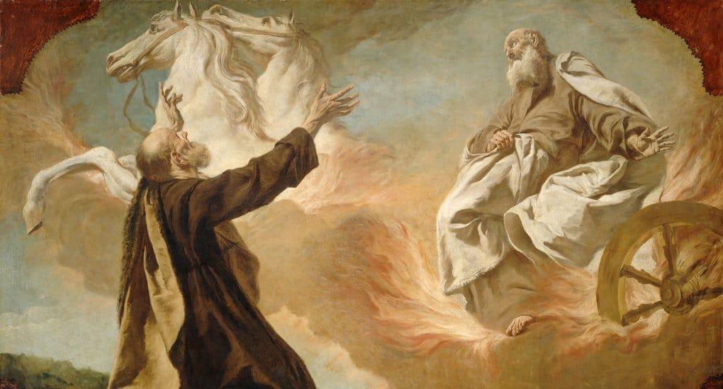 Почему Бог взял пророка Илию на небеса