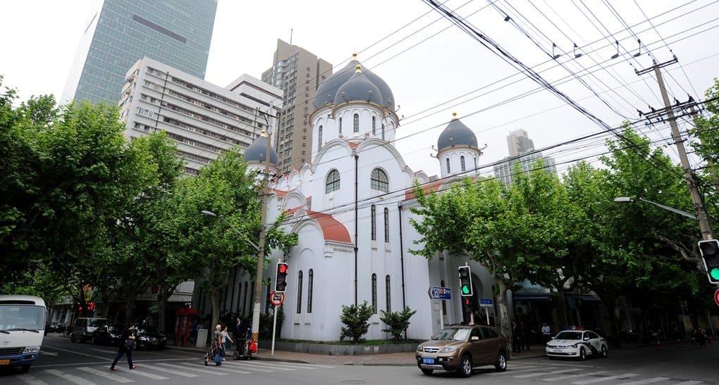 Петербургские реставраторы готовы помочь восстановить православные храмы Шанхая