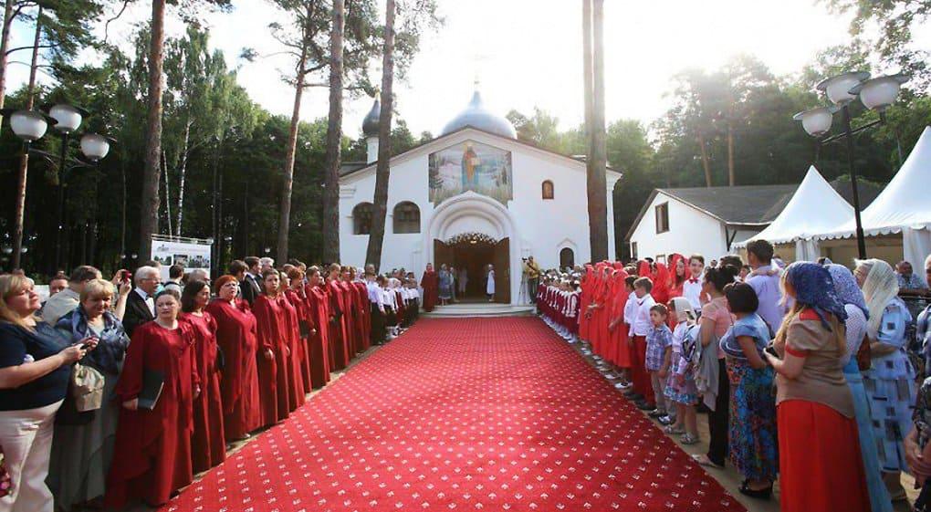 Храм в честь первого священномученика Церкви Русской освятили в Королеве