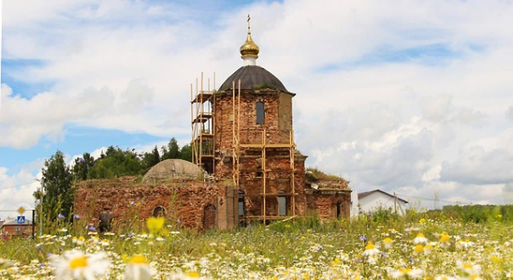 Храм-усыпальницу выдающегося русского ученого возрождают в Татарстане