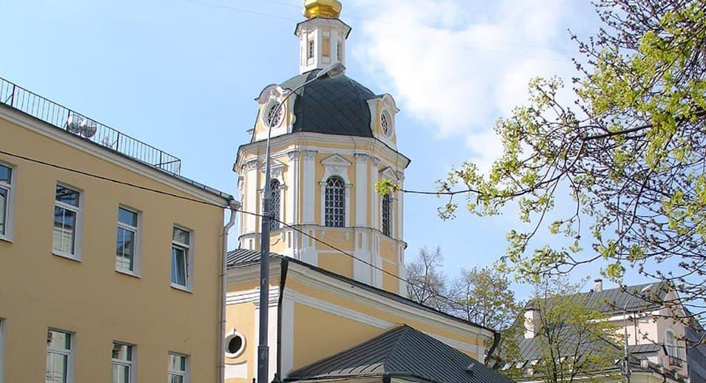 Столичный храм святителя Николая в Звонарях вернули Церкви