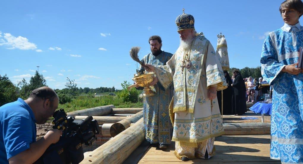 У жителей одного из районов Калуги появится свой первый храм