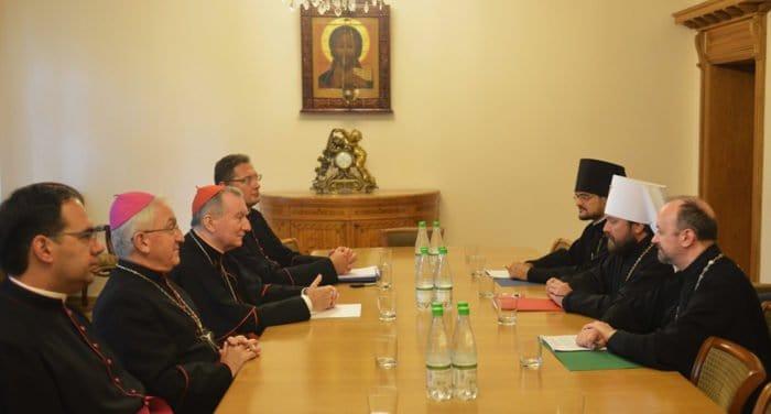 Православные и католики продолжат вместе помогать ближневосточным христианам