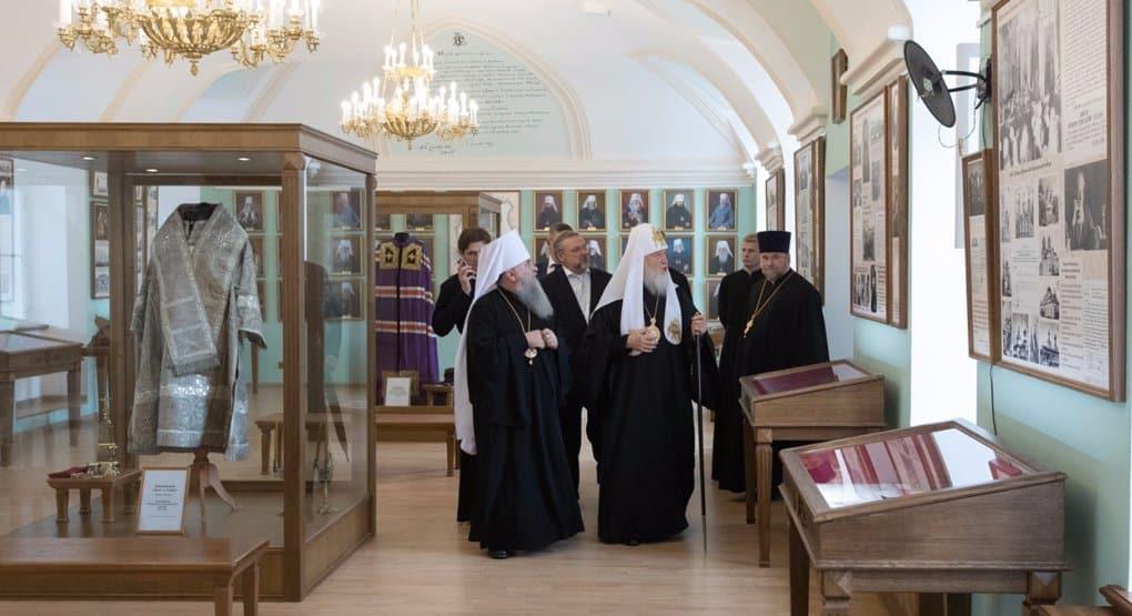 У Санкт-Петербургской епархии появился свой музей
