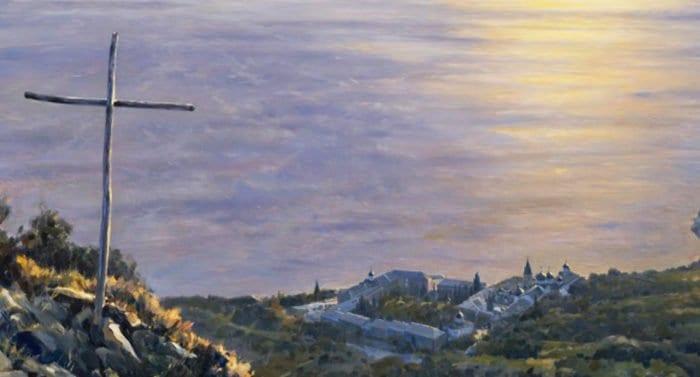Народный художник России Василий Нестеренко подарит свои картины Москве