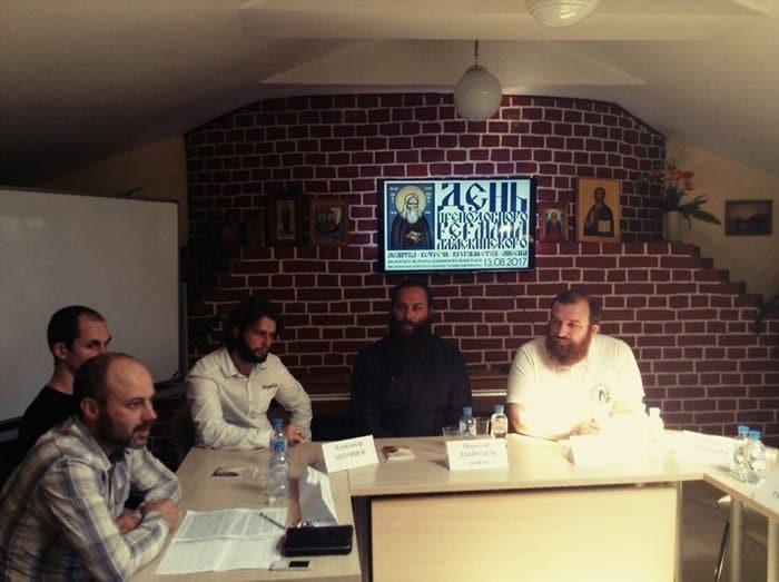 В Москве почтили память крестителя алеутов святого Германа Аляскинского