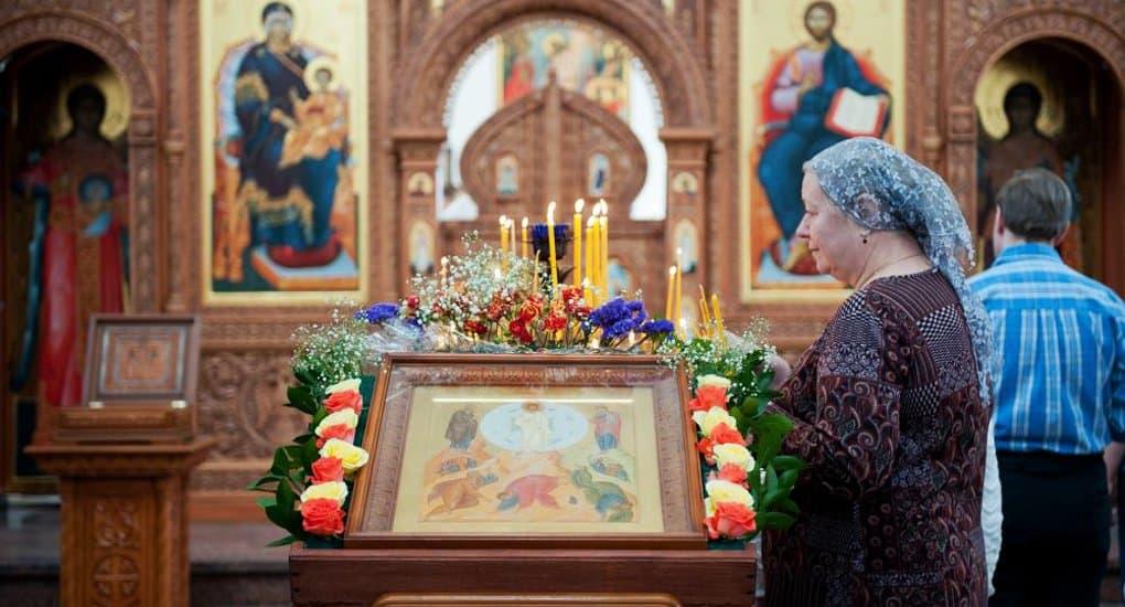 Православные готовятся к празднованию Преображения Господня