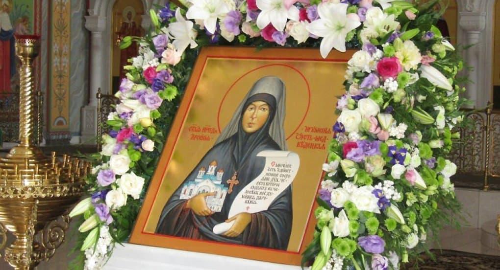 В Волгоградской епархии впервые отметили память преподобной Арсении (Себряковой)
