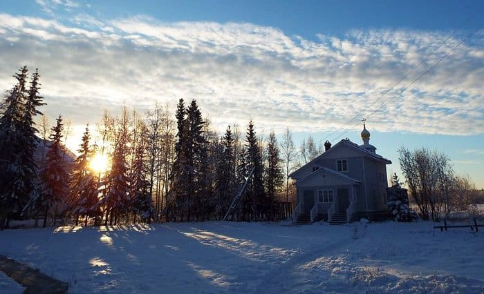 Подворью Соловецкого монастыря в Радово нужна помощь после пожара