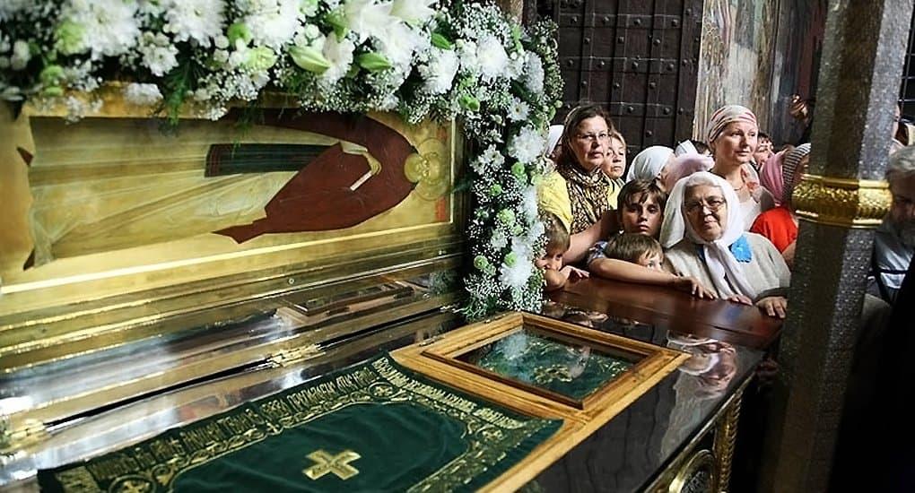 Церковь празднует второе обретение мощей святого Саввы Сторожевского