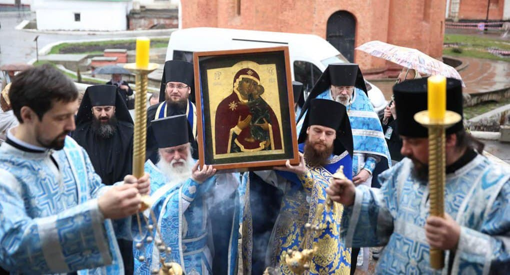 Чудотворному списку Толгской иконы можно будет поклониться 20 августа в Москве