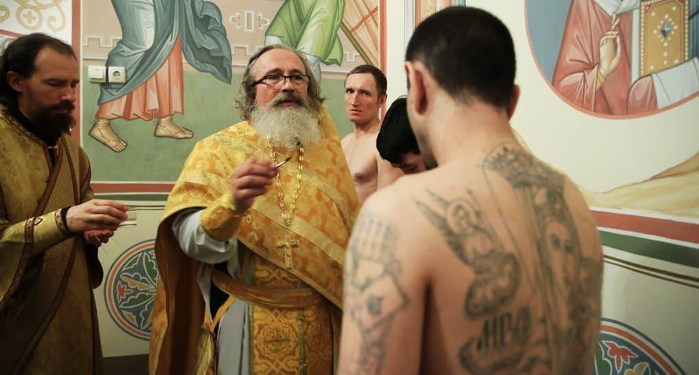 Без духовной жизни исправление в тюрьмах происходит не всегда, - Патриарх
