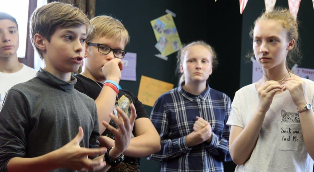 Подростки обсудили роль веры в своей жизни