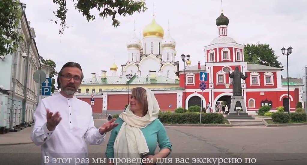 Для глухих созданы видеогиды по монастырям Москвы