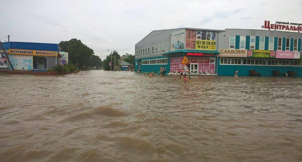 Владивостокская епархия собирает средства и гумпомощь для пострадавших от паводка
