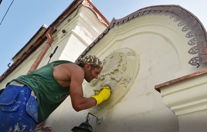 Сергей Собянин пообещал продолжить реставрировать святыни Москвы