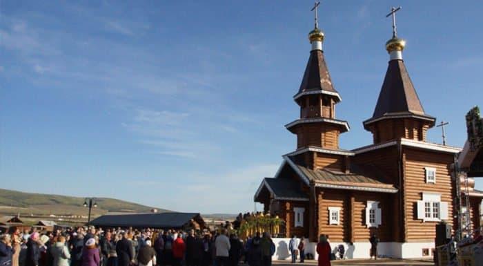 На родине святителя Иннокентия (Вениаминова) открыли культурный центр в его честь