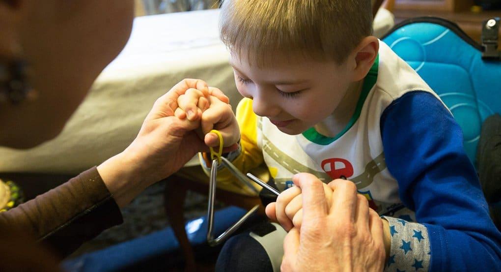 В мире отмечают Международный день церебрального паралича