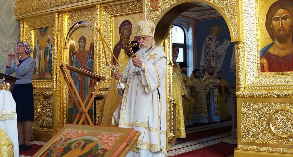 Главная беда не в телесной глухоте, а глухоте сердца, - епископ Пантелеимон