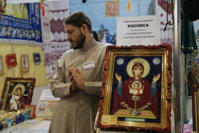 """Открылась выставка """"Православная Русь"""" в Санкт-Петербурге"""