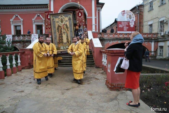 День святителя Петра в Москве: как это было