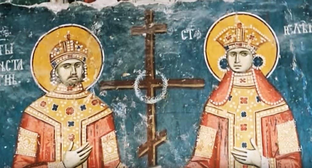 Фильм митрополита Илариона «Крестовоздвижение» можно посмотреть онлайн