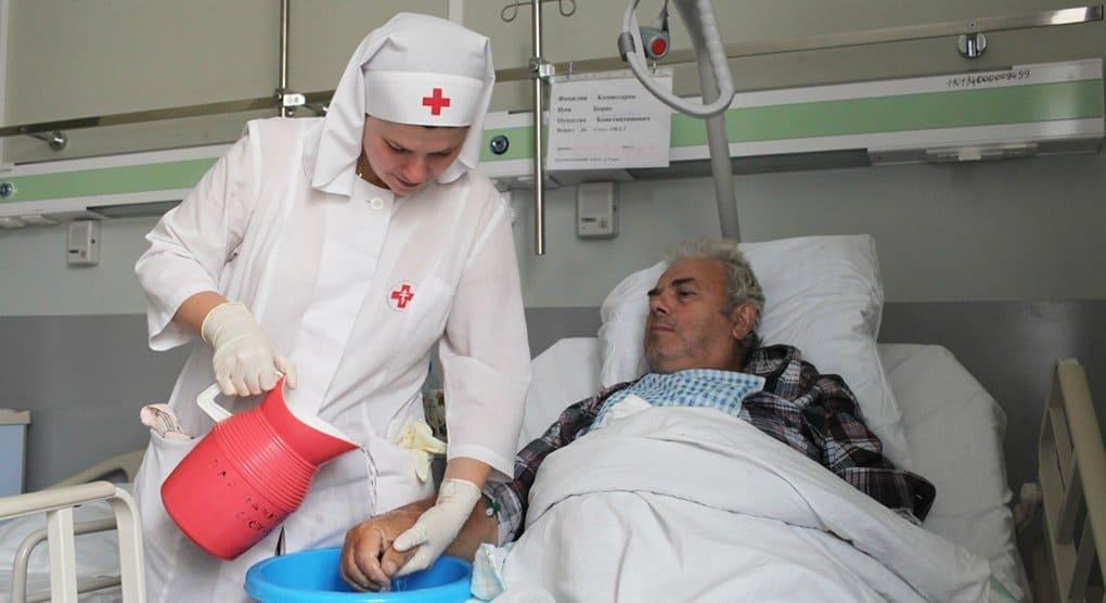 Больнице святителя Алексия требуются сотрудники для нового паллиативного отделения!
