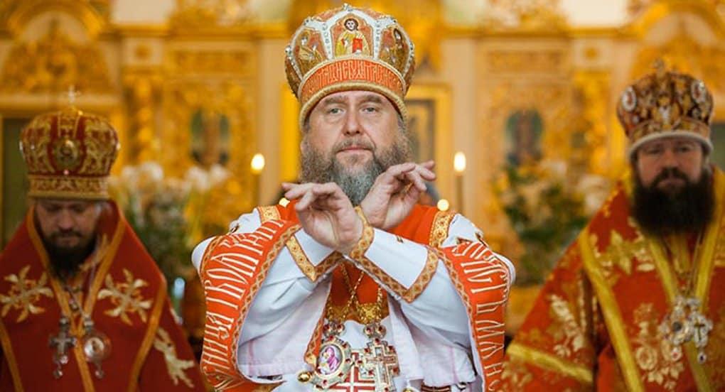 Митрополит Астанайский и Казахстанский Александр награжден орденом
