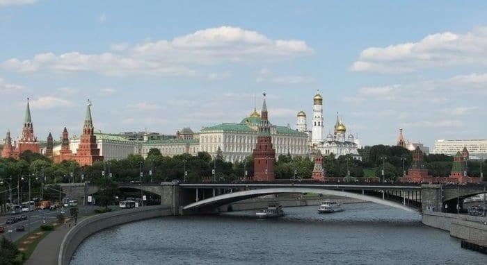 Москва отмечает свое 870-летие
