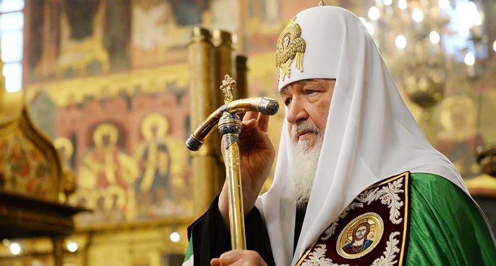 Патриарх Кирилл молится о жертвах наезда автобуса на людей в Москве