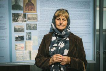 Покровская М.В., внучка сщмч. Павла Ансимова