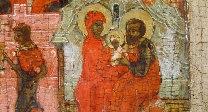 Кондак Рождества Пресвятой Богородицы