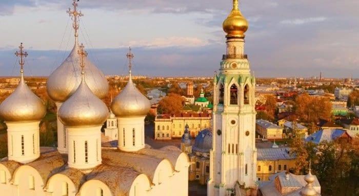 Главный собор Вологды представили после реставрации