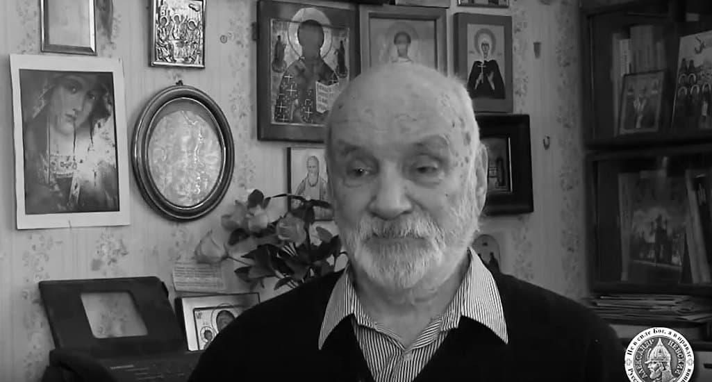 Скончался писатель и религиозный философ Виктор Тростников