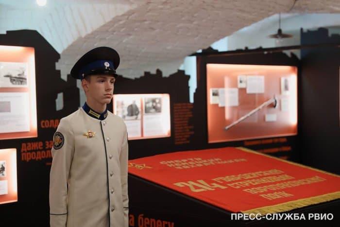 Выставка #МЫСТАЛИНГРАД рассказывает о победе в великой битве