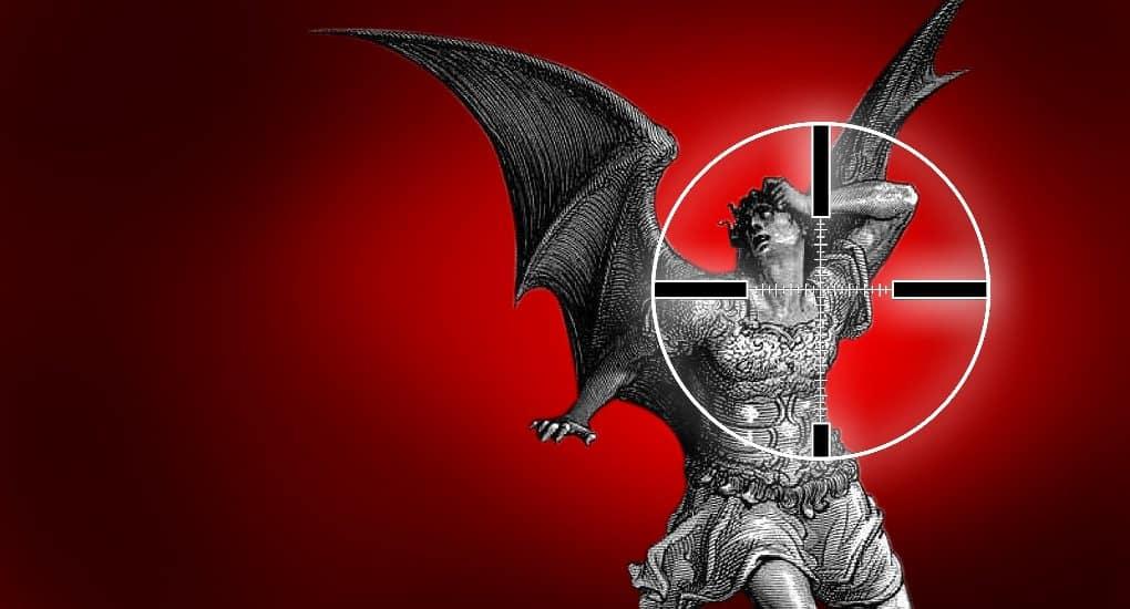 Почему бы Богу не убить дьявола?