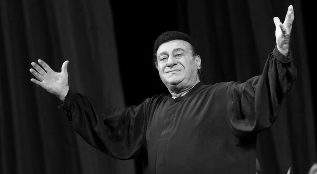 Умер оперный певец Зураб Соткилава