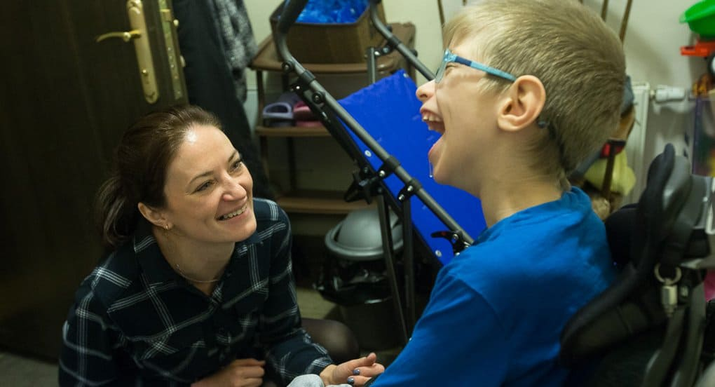 Родители детей-инвалидов создадут свою организацию
