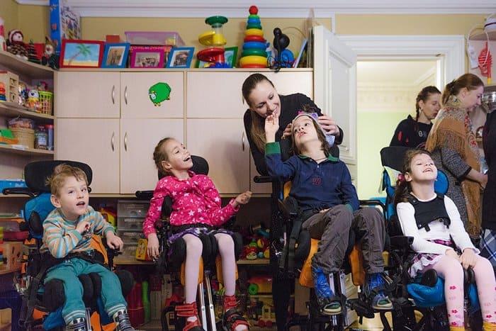 Детский сад «Милосердия» для тяжелобольных получил премию правительства Москвы