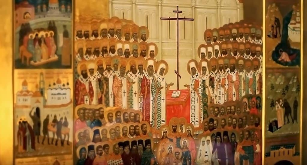 Доступен онлайн фильм митрополита Илариона о гонениях на Русскую Церковь