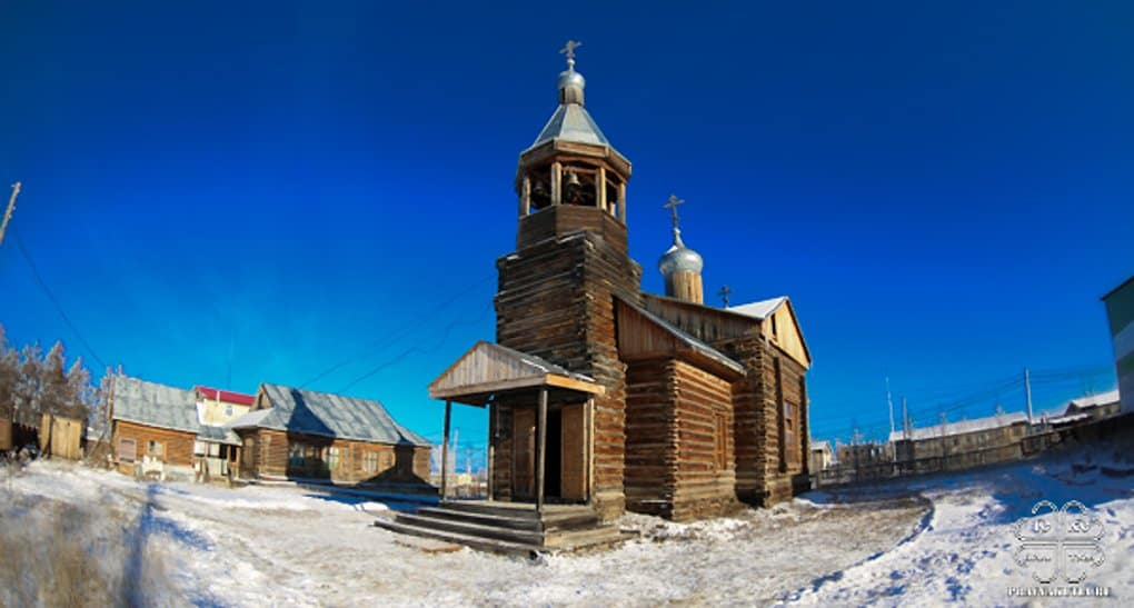 Освящен единственный якутский храм в честь Иоанна Предтечи