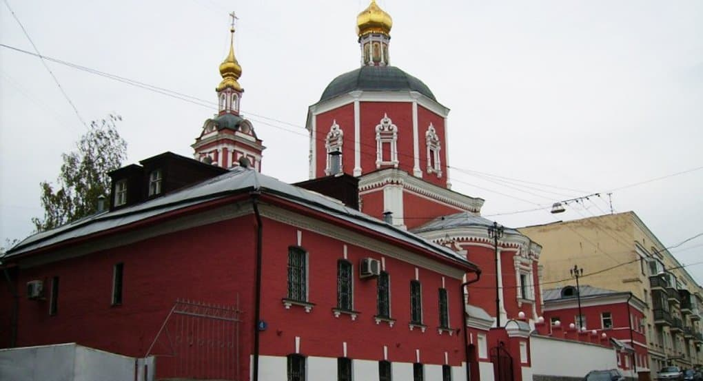Храм Петра и Павла у Яузских ворот Москвы передали Церкви