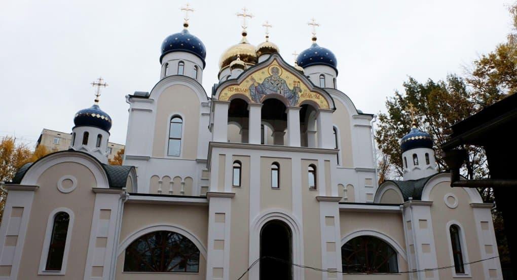 За год в Москве стало на 24 храма больше
