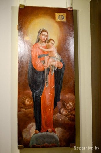 В Гомеле рассказали, как восстановили уникальную икону XVII века