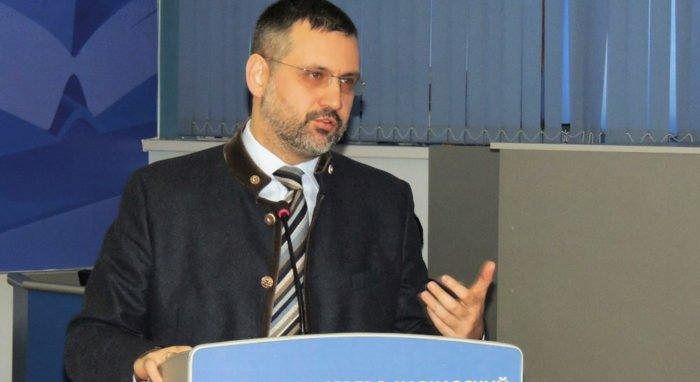 Владимир Легойда пообщался со студентами филиала СКФУ в Пятигорске