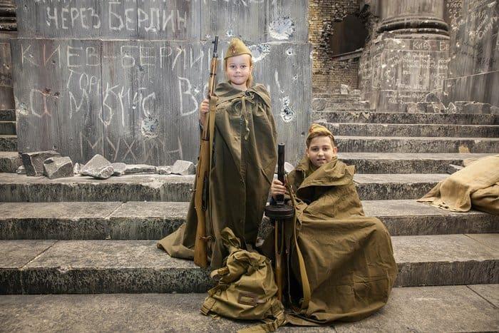 Музей Победы приглашает школьников на «Боевые каникулы»