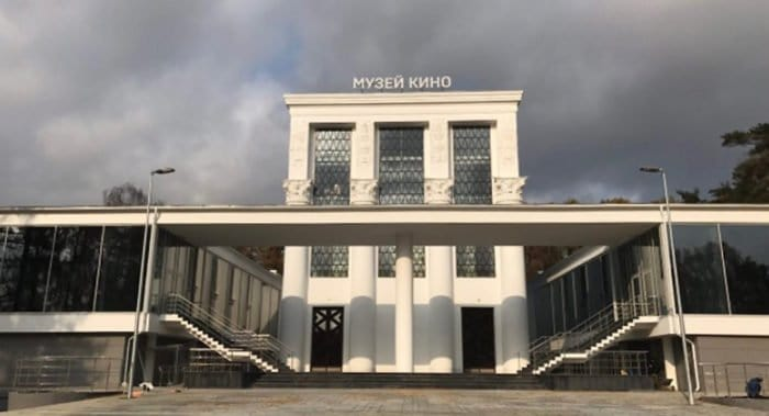 Музей кино на ВДНХ открыл свои двери
