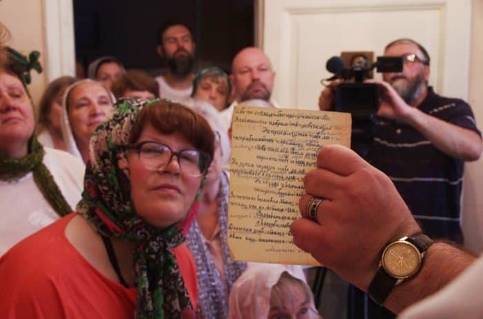 Музей «Советский союз: вера и люди» открылся при храме в Крапивниках