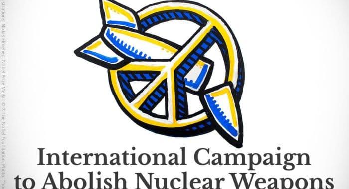 Нобелевскую премию мира дали движению за запрет ядерного оружия
