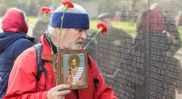 В России вспоминают жертв политических репрессий